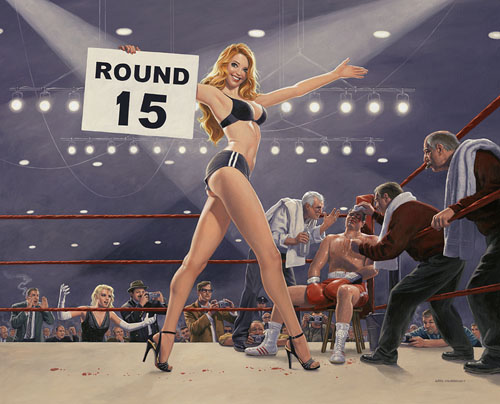 Round 15 - Photo Print, Greg Hildebrandt